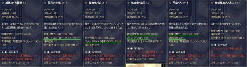 12級槍スキル