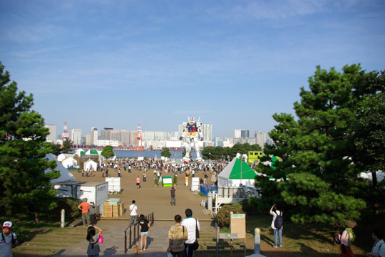 20090829ガンダム 2