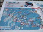 2009・10・04木漏れ陽の森map