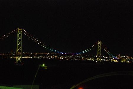 2009・10・10明石大橋