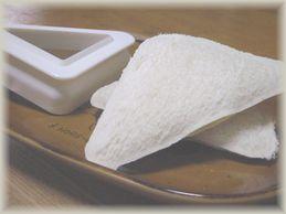 三角サンド