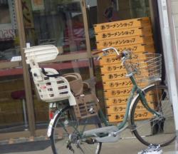 ラーショ西門前 麺箱