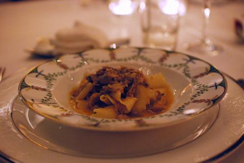 青山エリュシオンハウス 一軒家レストラン イタリアン パスタ