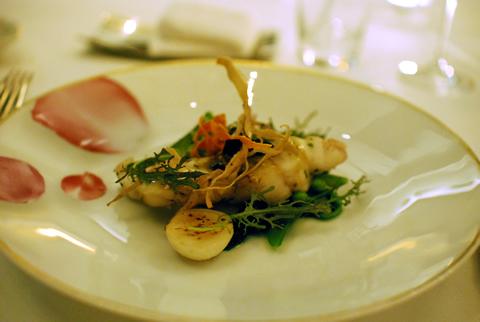 青山エリュシオンハウス 一軒家レストラン イタリアン 魚 記念日