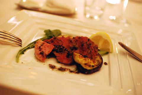 青山エリュシオンハウス 一軒家レストラン イタリアン 肉料理 ステーキ