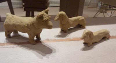 犬人形3匹[1]