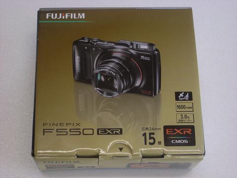 0205FINEPIX F550