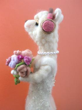 wedding alpaca 4
