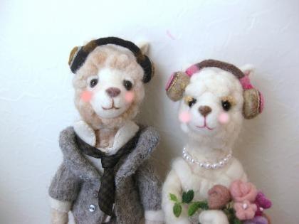 wedding alpaca 2