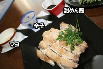 鶏肉の調味料のコピー