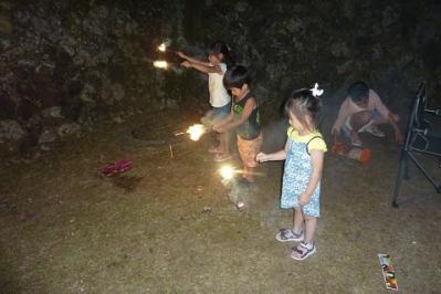 20110717河川プールケビン宿泊 (11)