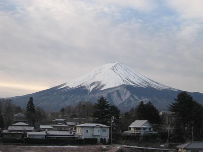 2月17日富士山