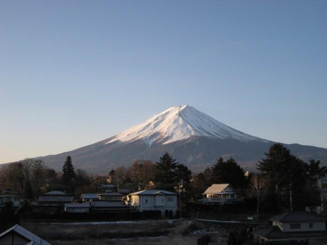 2月28日富士山