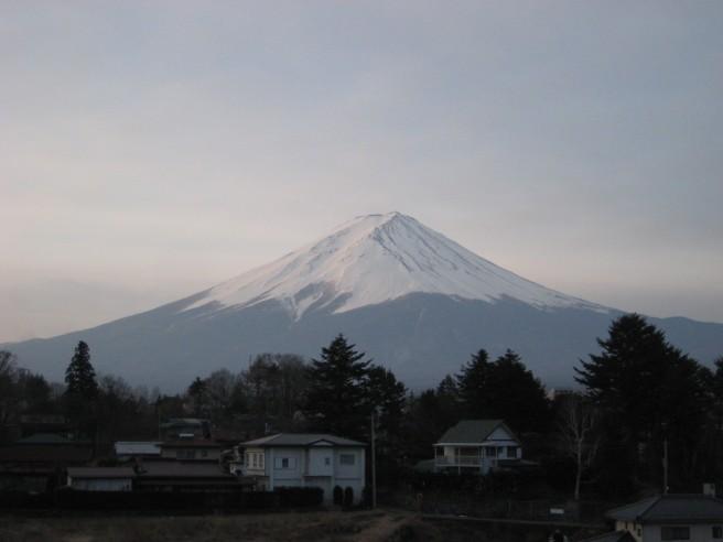 2月24日富士山