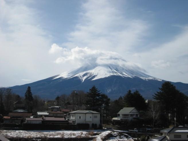 3月6日富士山