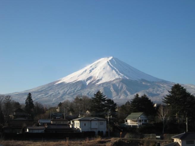 3月12日富士山