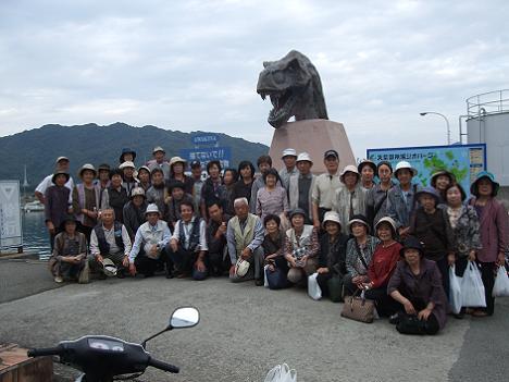 2011さわやか研修 記念撮影