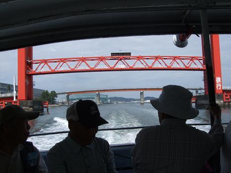 2011さわやか研修 橋の下