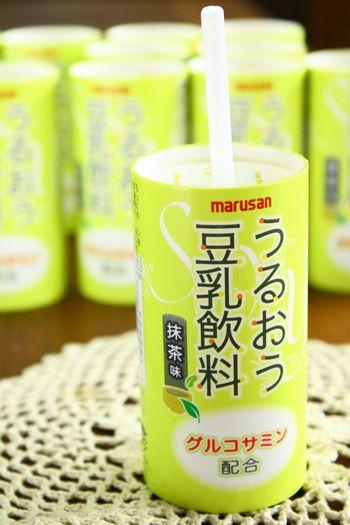 マルサンアイ しみ込む豆乳&うるおう豆乳飲料