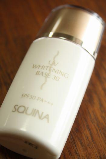 スクウィナ~美白しながら日焼けを防ぐUV
