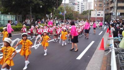 パレードの模様①