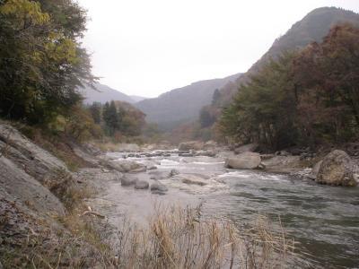 大滝河川遊歩道