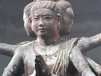 阿修羅像(八部衆立像のうち)