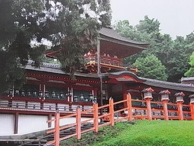 春日大社(768年)創建・ユネスコ世界遺産(1998年)