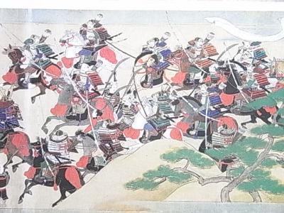 """初代征夷大将軍 """"田村麻呂"""" (797年)"""