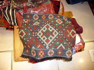 手仕事フェスタ4+東北の手仕事 キリム織り 1