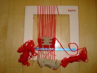 キリム織り 1