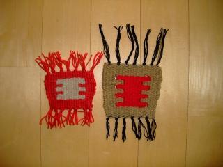 キリム織り 2