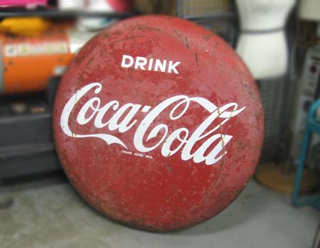 コカコーラ 看板