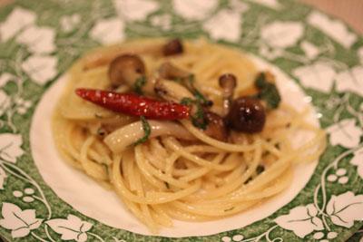 めんたいこスパゲティ1