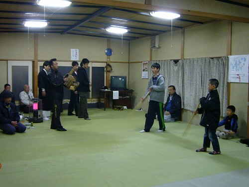 H230323経田獅子舞練習4