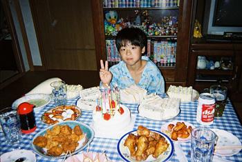 2002ユーキ誕生日