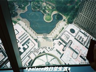 ツインタワーからの風景 4・21