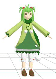ぱむモデル