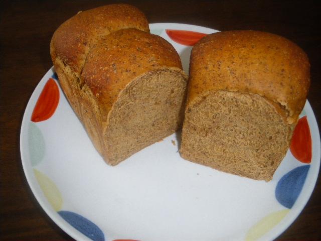 紅茶の食パン