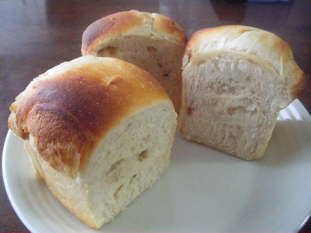 マロングラッセの食パン