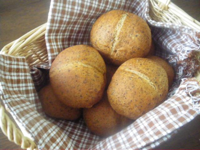 マロングラッセの紅茶パン