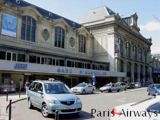 パリ オーステルリッツ駅