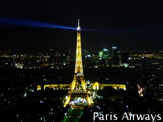 パリ モンパルナスタワー エッフェル塔
