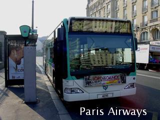 パリ 350 RATP