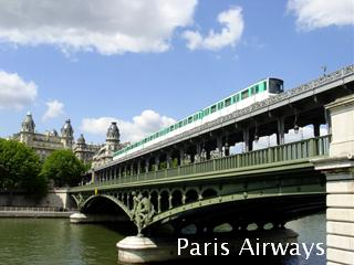 パリ passy bir-hakeim メトロ