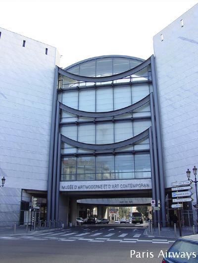ニース 近代美術館