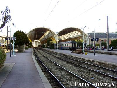 ニース駅 ニースヴィル