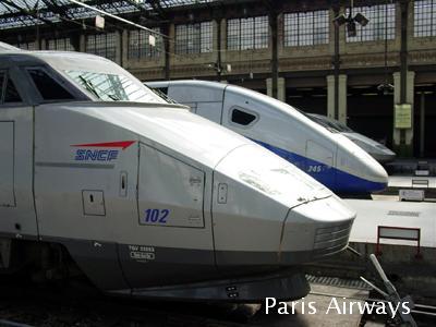 フランス国鉄 TGV
