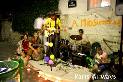 fete de la musique パリ 音楽祭