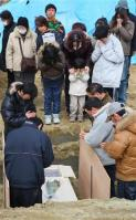 2東日本大震災 埋葬